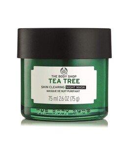 Tea Tree Night Mask - ماسک شب تی تری بادی شاپ